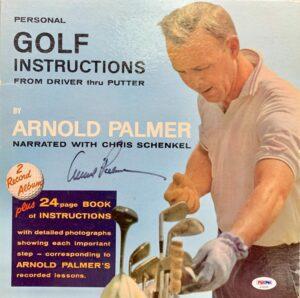 Arnold Palmer Album