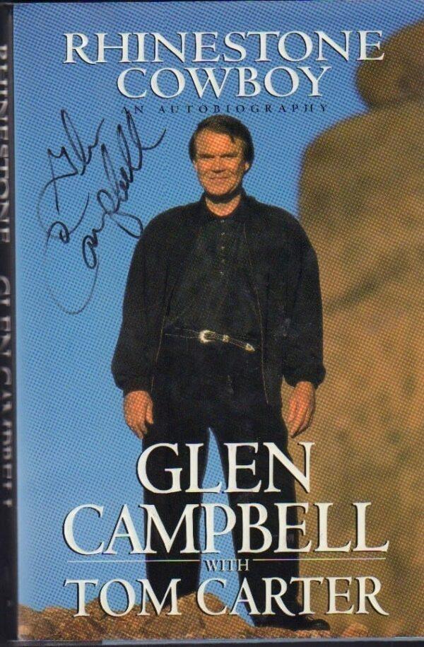Glen Campbell book