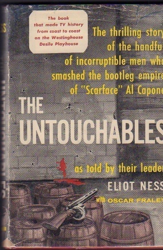 The Untouchables Book
