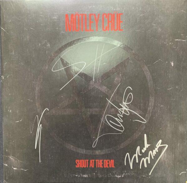 Motley Crue Album