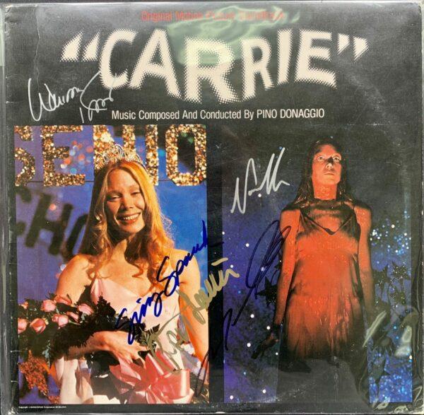 Carrie Soundtrack LP