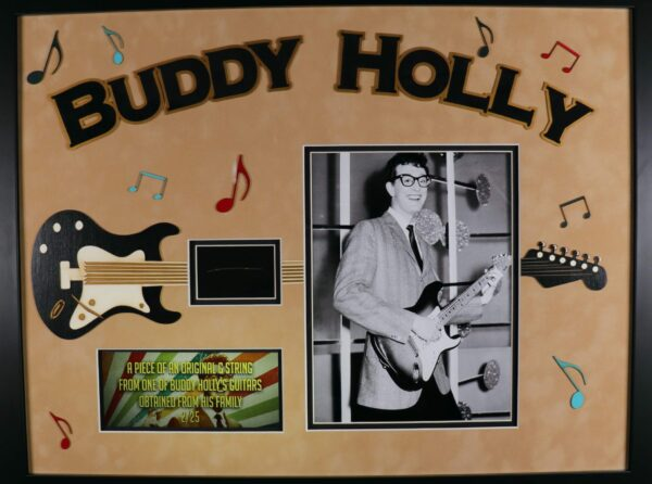 Buddy Holly Guitar string