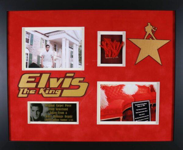 Elvis Personal Carpet piece