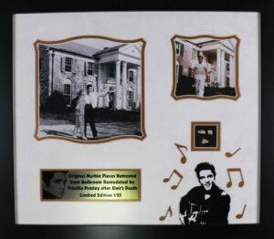 Elvis Remodel Marble piece