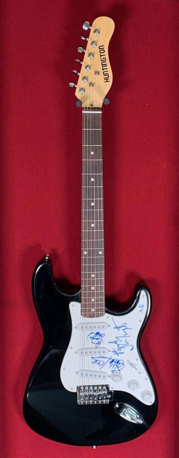 CCR Ebony Black Guitar