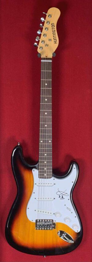 Jimmy Page Tabacco Sunburst Guitar