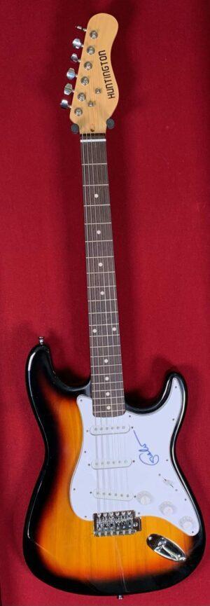 Eric Clapton Tobacco Sunburst Guitar