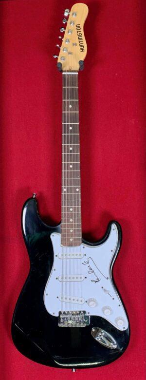 Paul McCartney Ebony Black Guitar