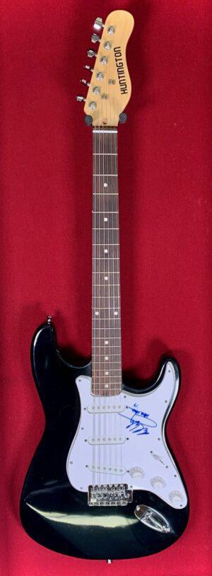 Eddie Van Halen Ebony Black Guitar