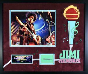 Jimi  Hendrix Microphone Cord