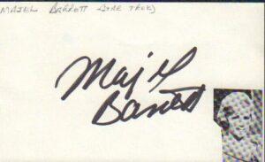 Majel Barrett