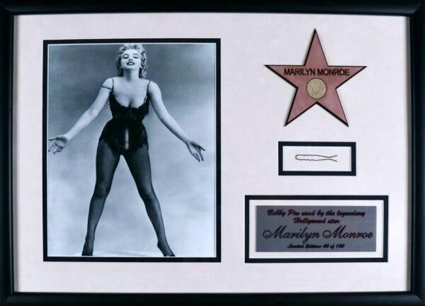 Marilyn Monroe Bobby Pin