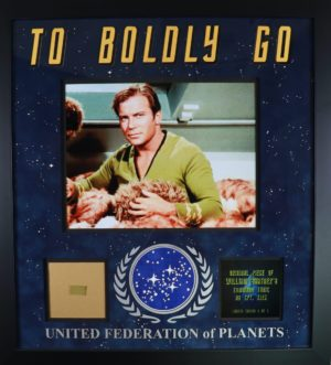 Star Trek William Shatner Clothing piece