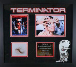Terminator Hair piece