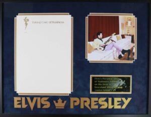Elvis Original Stationery Paper
