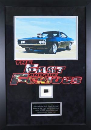 Fast and Furious Charger piece