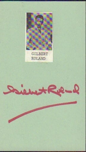 Gilbert Roland