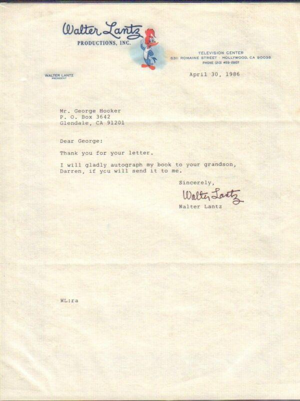 Walter Lantz