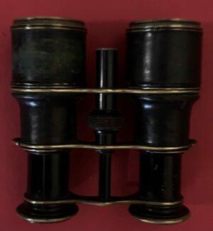 George Custers Binoculars