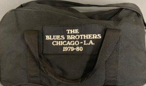 John Belushis Blues Brothers Bag