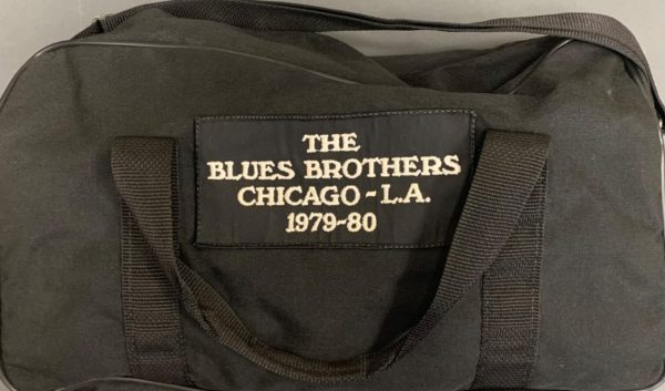 John Belushis Blues Brothers Bag