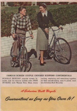 Schwinn Built Bicycles