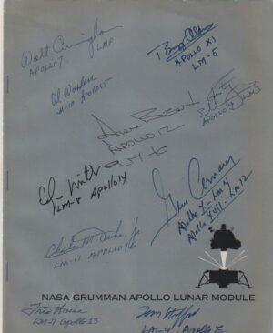Apollo Lunar Module handbook