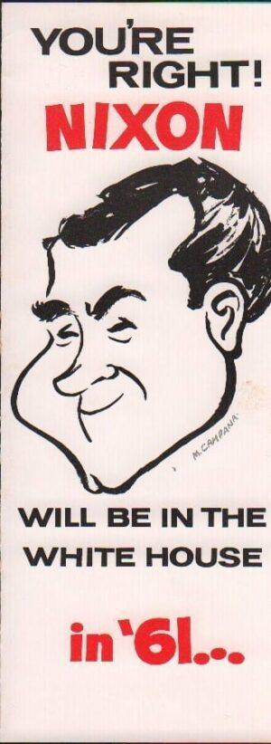 Nixon Cartoon