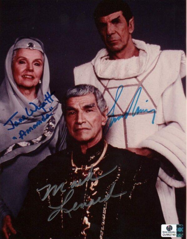 Spocks Family