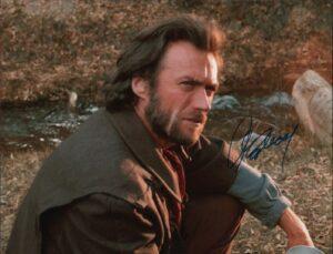 Clint Eastwood 11×14