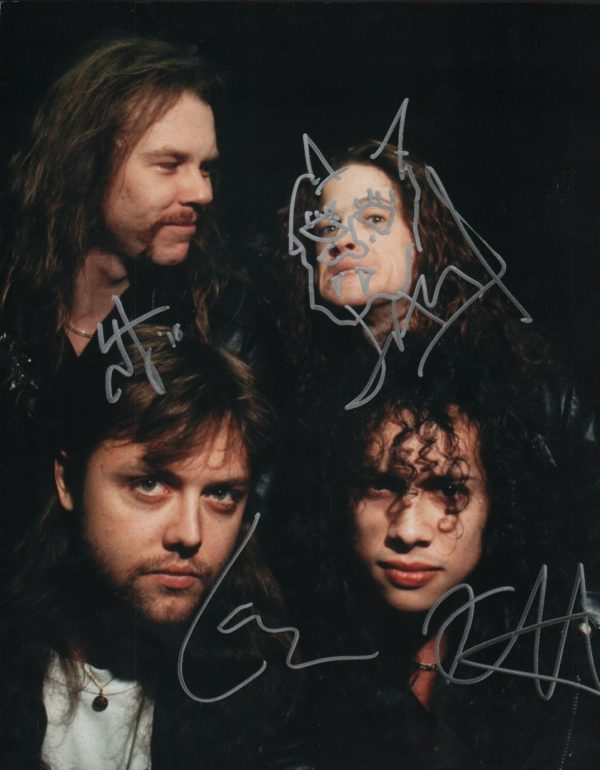 Metallica 11×14