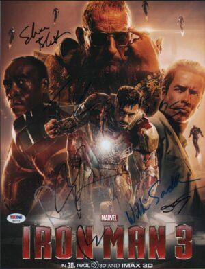 Iron MAN 2 11×14