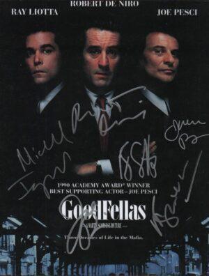 Goodfella's cast 11×14